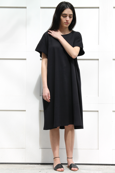 REVISITED MATTERS RIB T-SHIRTDRESS