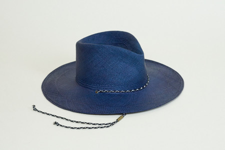 Clyde New Mexico Hat in Navy