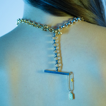 Alynne Lavigne Pop-Lock Necklace