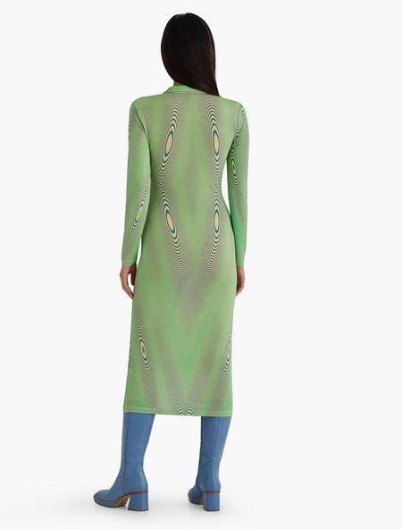 Paloma Wool Gamma Dress - Intense Green