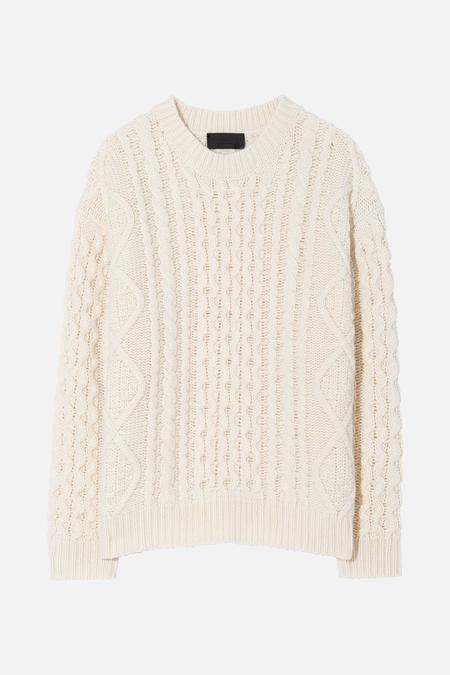 Nili Lotan Georgie Sweater - Ivory
