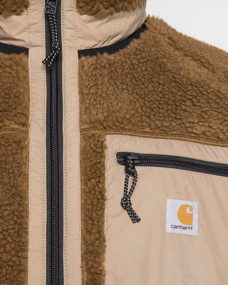 Chaqueta Prentis Liner - Tawny/Leather