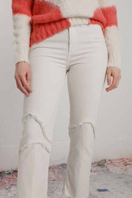Rachel Comey - Ticklers Pant - Dirty White