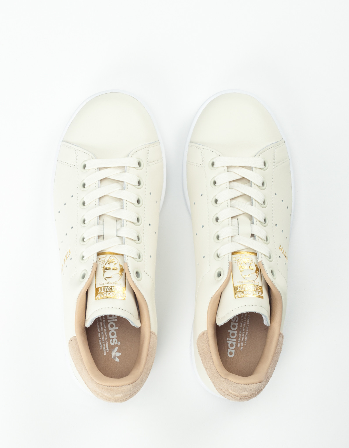 5c84bd097039 adidas Stan Smith Off White Pale Nude