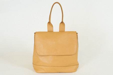 Clyde Small Room Backpack in Apricot