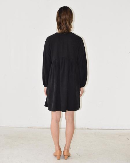 Mini Dress Washed Black
