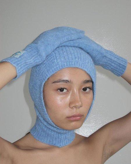 Paloma Wool Angels Balaclava - Soft Blue