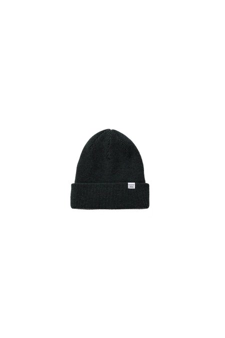 Norse Projects BEANIE - Forest Green