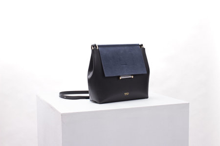 IMAGO-A Nº42 Carré Shoulder - Midnight Multi