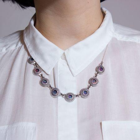 Paprika 'Marrakesh Link Necklace'