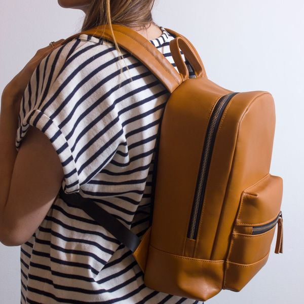 Woolfell 'Rationale' mini backpack