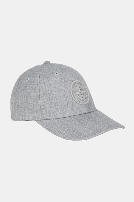 Stone Island Wool Cap - Grey