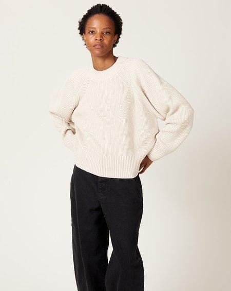 Kowtow Henri Crew sweater - Greige