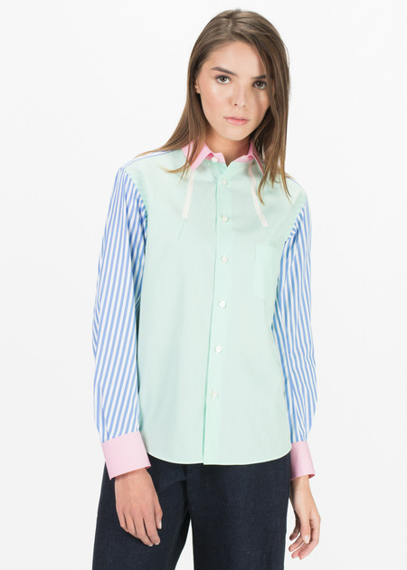 Shiro Sakai Spring Garden Button Up Shirt