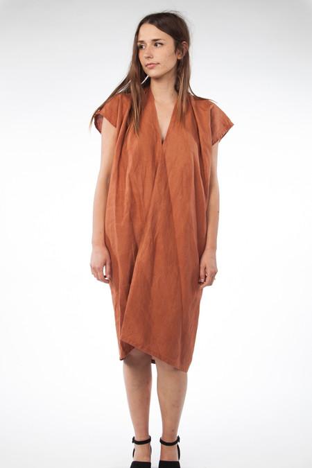 Miranda Bennett Everyday Dress, Linen in Marfa