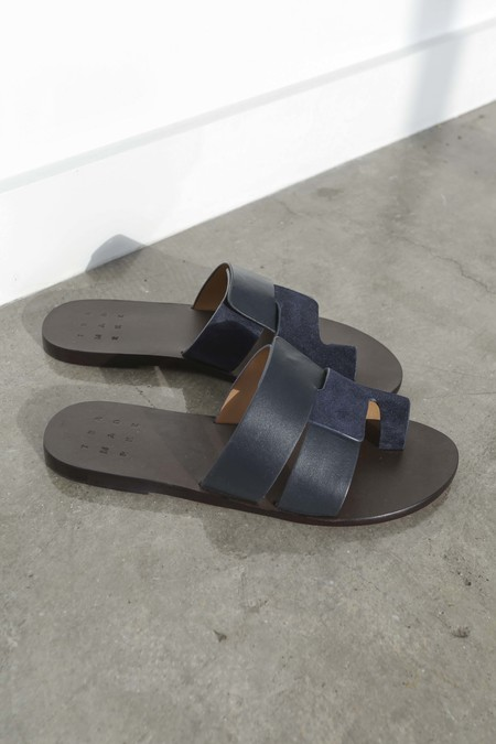 Trademark Cadiz Sandal in Navy
