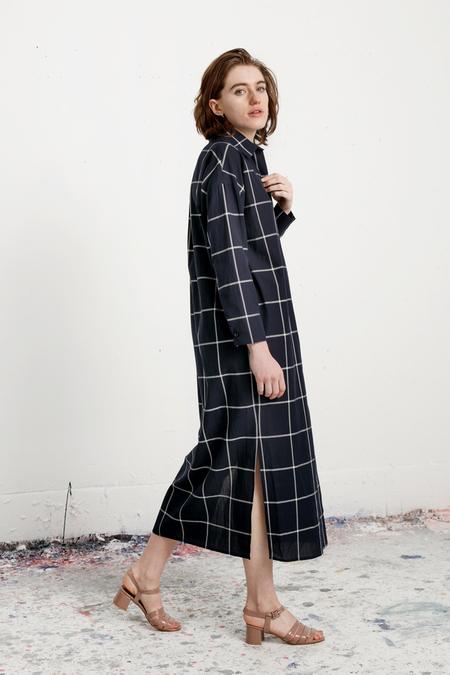 Samuji - Corny dress - Navy