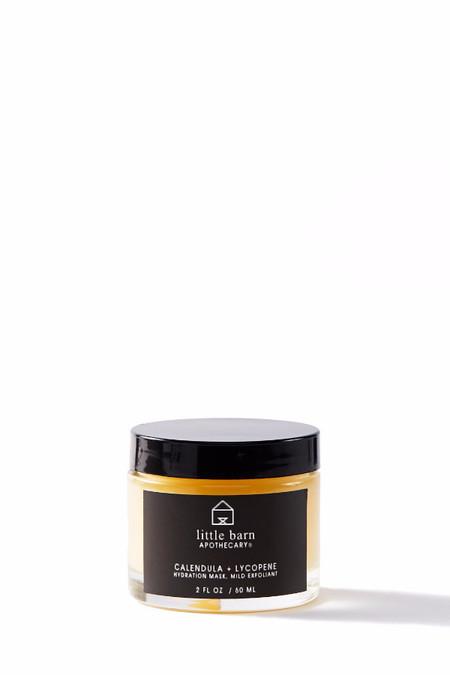 Little Barn Apothecary Calendula + Lycopene Hydration Mask