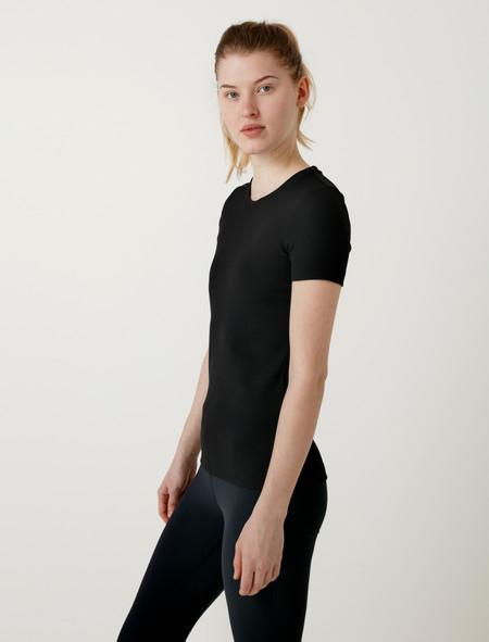 No Ka Oi Womens Ule Tee Shirt - Black