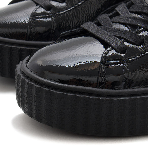 Puma Fenty Creeper Cracked Leather - Black