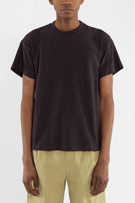 Fanmail Boxy T-Shirt  Black