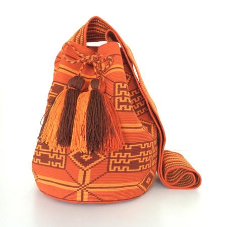 Shop Mariya Burnt Orange Mochila - XL