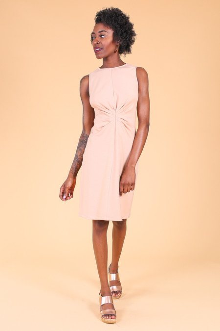 Obakki Issey dress in dusk