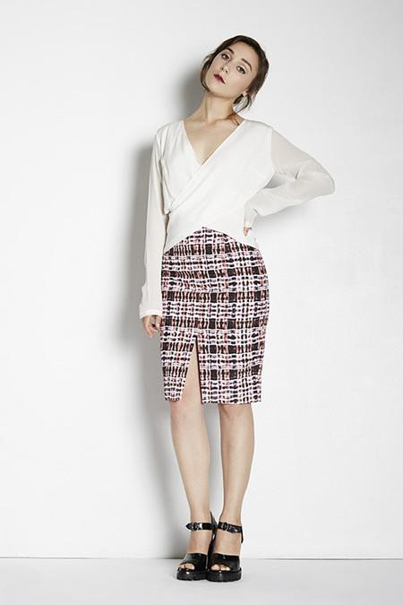 Finders Keepers Wonderland Skirt