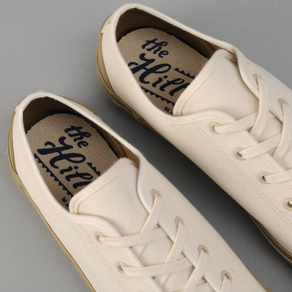 The Hill-Side New Low Duck Canvas Sneaker