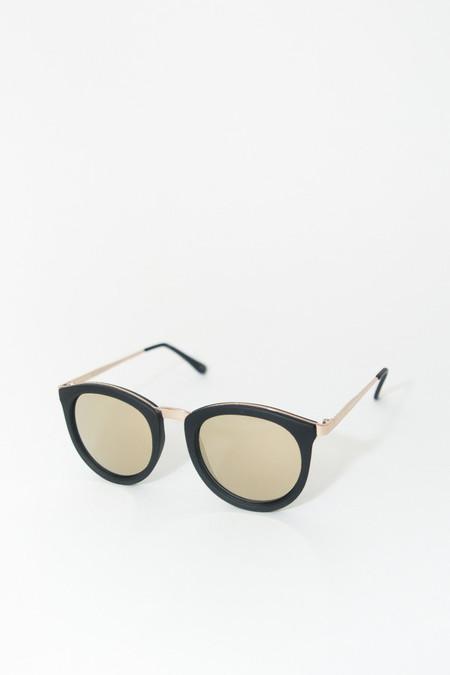 Le Specs No Smirking Sunglasses - Matte Black