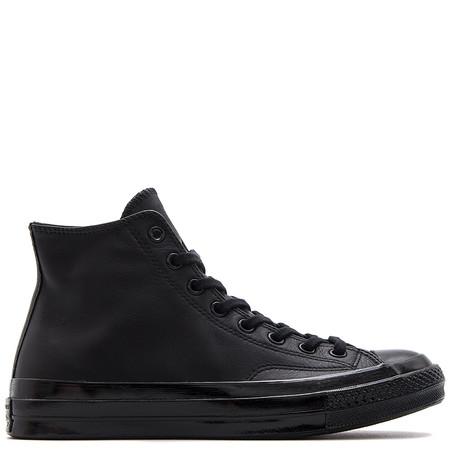 Converse Chuck Taylor All Star 70 Mono Leather Hi - Black