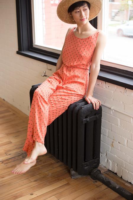 Samantha Pleet Immortal Jumpsuit (Melon Seeds)