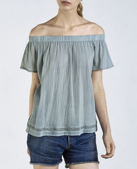 Charli Lacey Off Shoulder Top