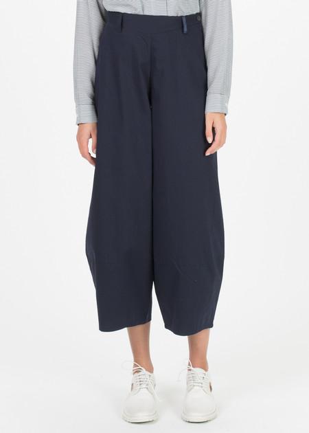 Echappees Belles Cotton Primo Wide Leg Trousers