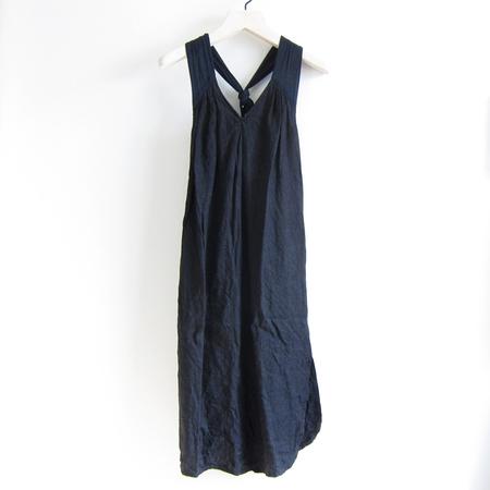 Elsa Esturgie Roma dress - black/navy