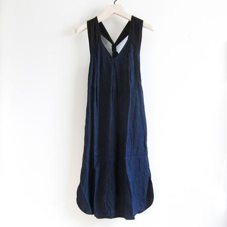 Elsa Esturgie Roma dress - navy/black