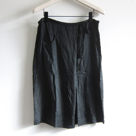 Elsa Esturgie Rima skirt - black