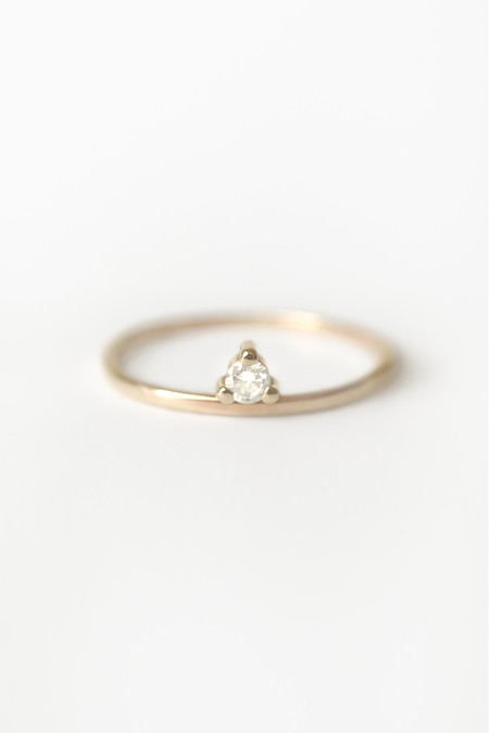 Emi Grannis Diamond Peak Ring