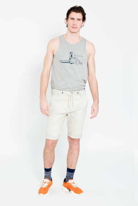 of sharks and men IVORY LOGAN SHORTS