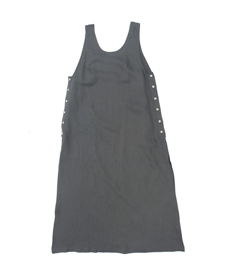 Ilana Kohn Jayna Dress, Graphite