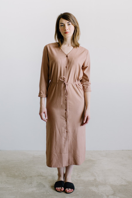 Ozma Mal Pais Dress /  Sand