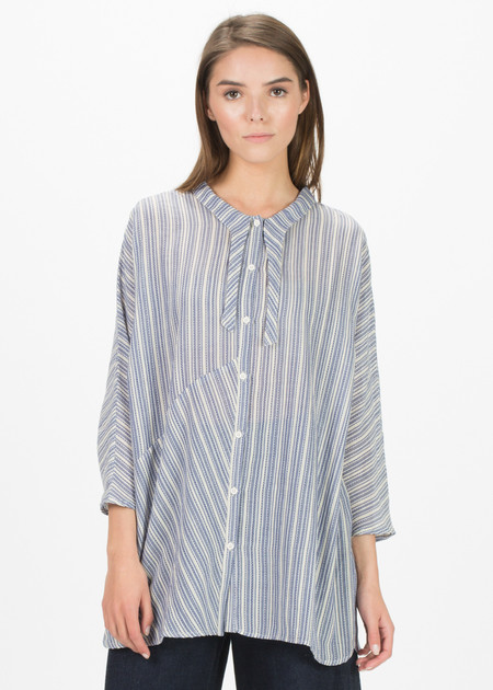 Echappees Belles Bouee Swallow Tail Blouse