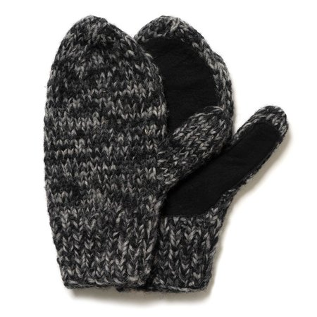 Maple Canadian Knit Mitten