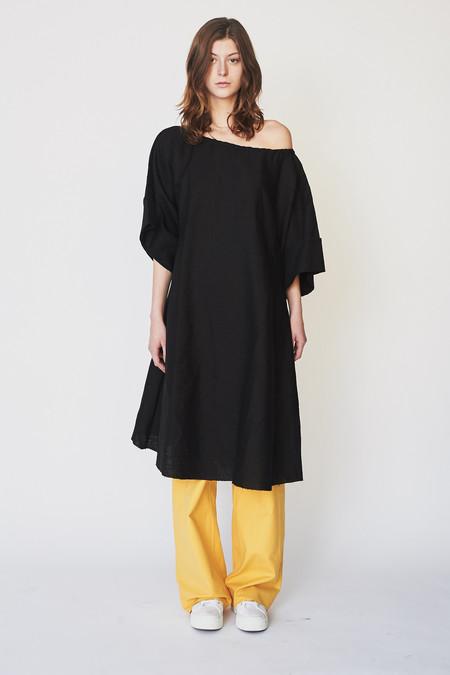 Assembly New York Linen Drop Shoulder Dress