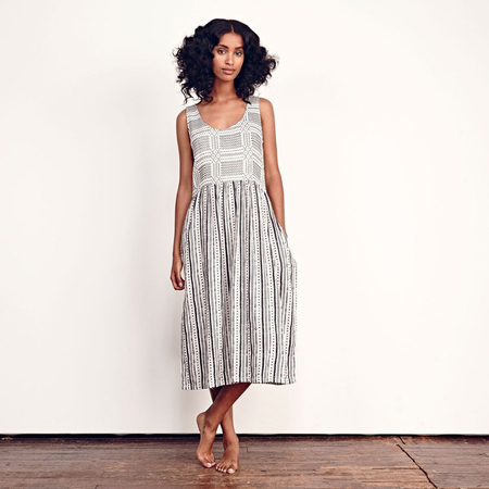 Ace + Jig Soiree dress - highland
