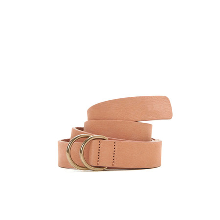 closed ring belt