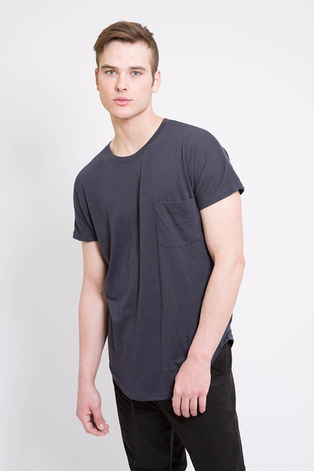Chapter Yuri Pocket Tee Navy