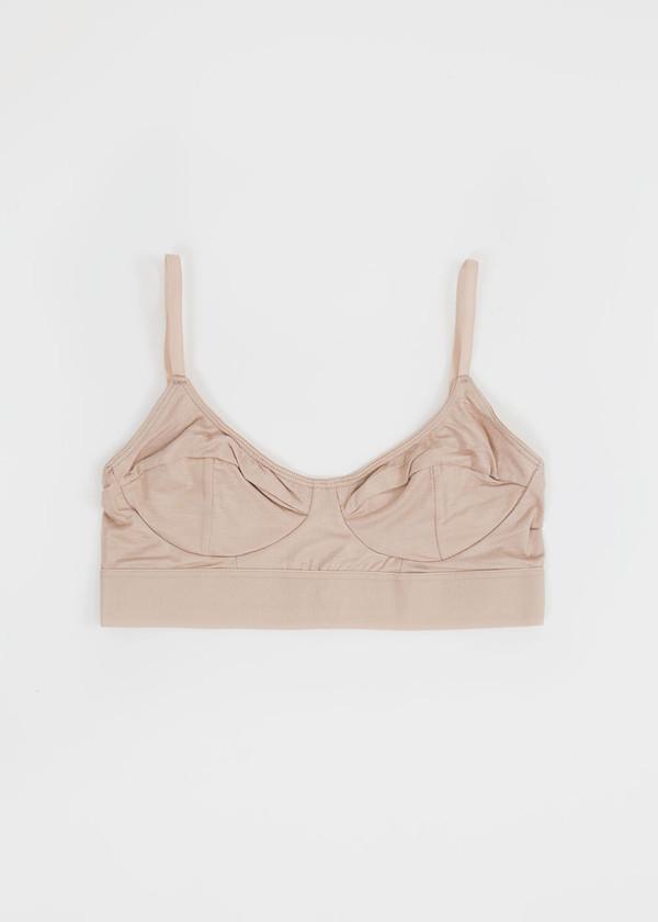 Baserange Nude Soft Bra