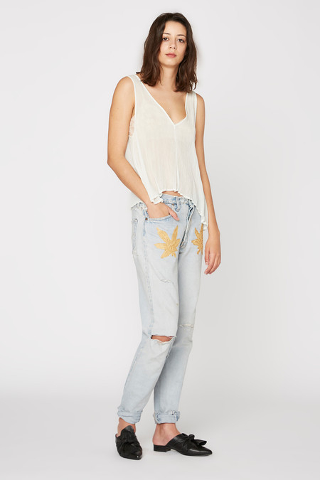 Lacausa Clothing Grace Top