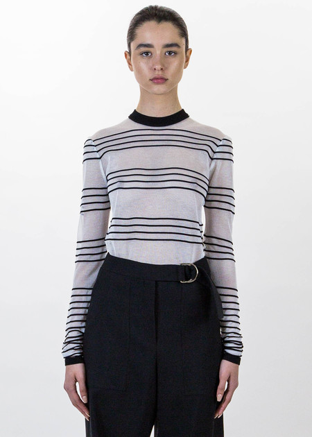 Carven Deauville Knit Pullover